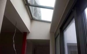 plafonnage intérieur